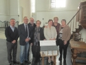 Project WEM (Whispering Eagle Ministeries) afgesloten